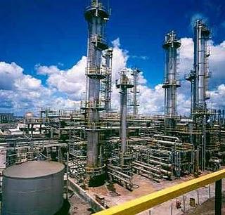 O Crescimento da Indústria Petroquímica